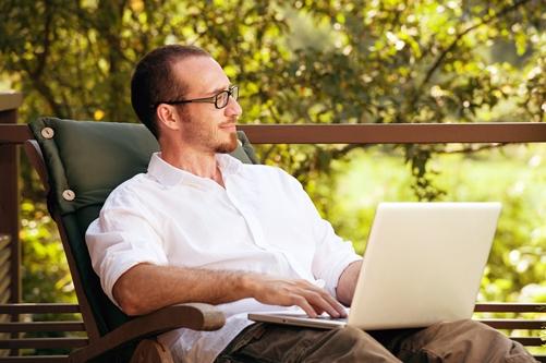 laptop lifestyle